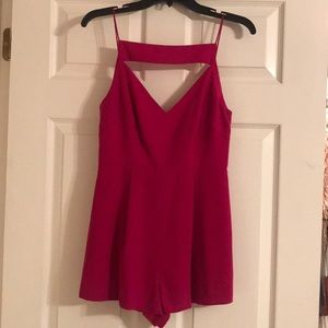 Finders Keepers Romper size S